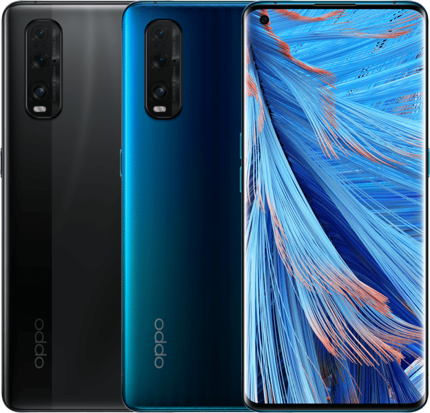 OPPO Find X2 - Specifications | OPPO Global